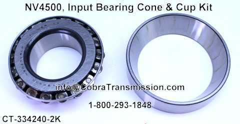 NV4500, Input Bearing Cone & Cup Kit