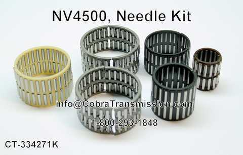 NV4500, Needle Kit