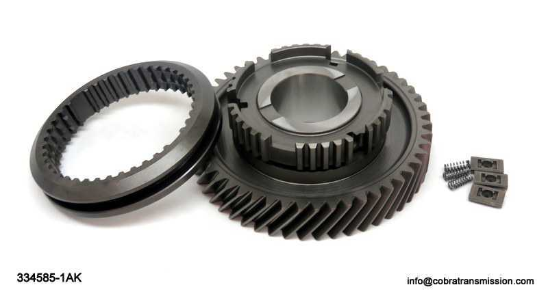 NV4500, 5th Gear Counter Shaft Kit