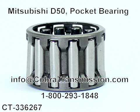Mitsubishi D50, Pocket Bearing