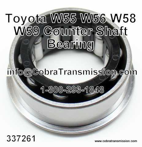 Toyota W55, W56, W58, W59, Counter Shaft Bearing