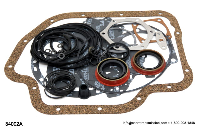Overhaul Kit, 400 (Complete Ring Kit) (1965-1998)