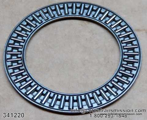 NP 228, NP 229, Input & Main Shaft Thrust Bearing
