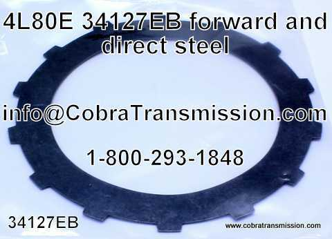 4L80E Steel - Forwared and Direct