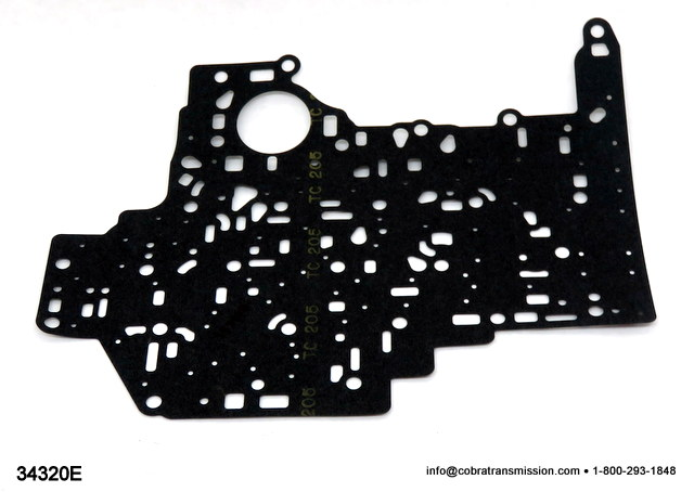 400, 3L80 Case to Spacer Plate Gasket