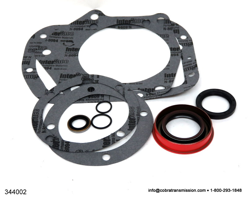 Saginaw, Gasket & Seal Kit