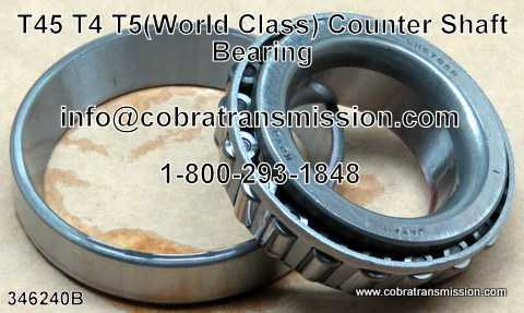 T5 (5 Speed) World Class, Counter Shaft Bearing