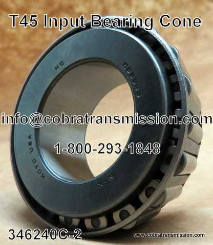 T-45 Input Bearing Cone