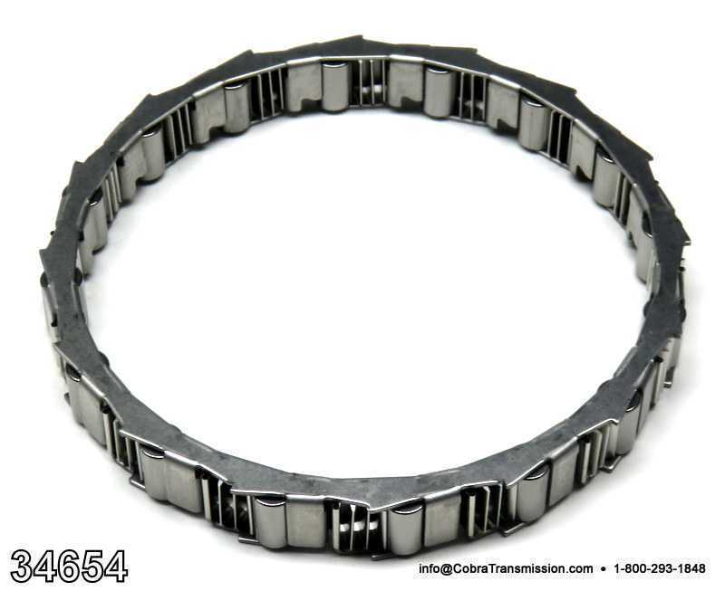AOD, AODE, 4R70 Series Sprag, Low Roller Clutch