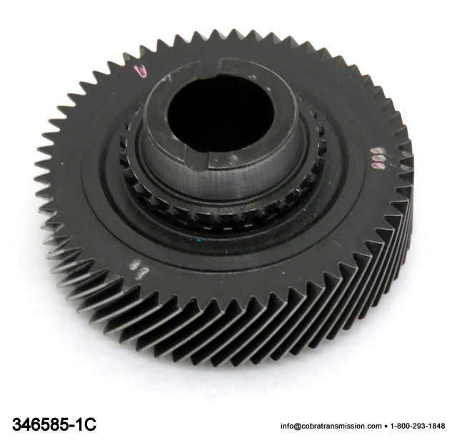 T5 (5 Speed) World Class, 5th Gear Counter Shaft