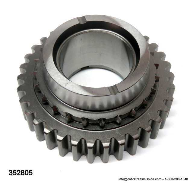 NP 241, Mode Sprocket
