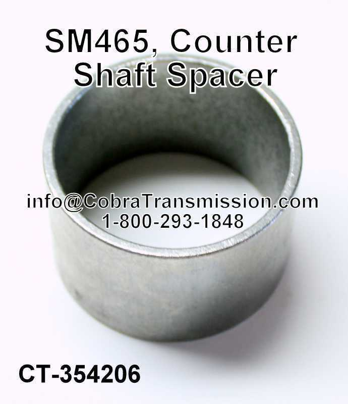 SM465, Counter Shaft Spacer