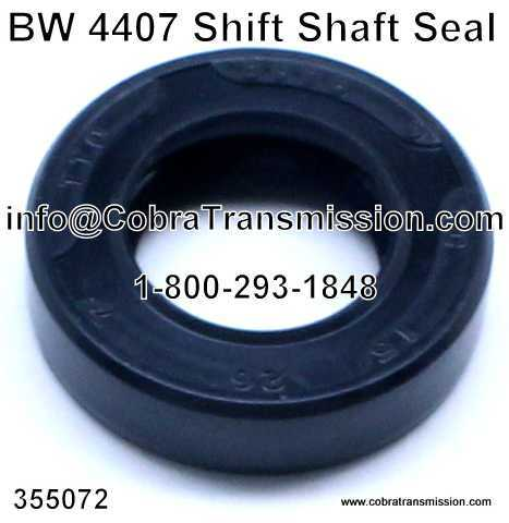 BW4407 Shift Shaft Seal