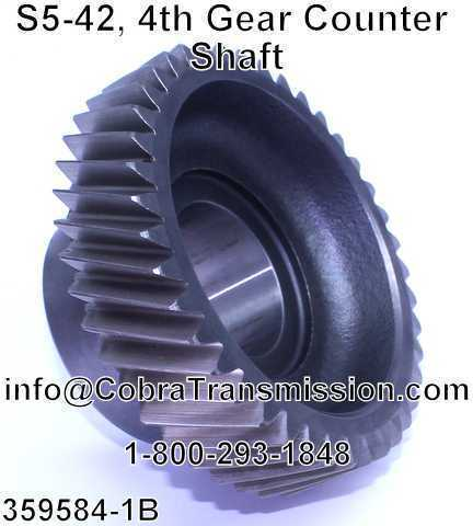 S5-42, 4th Gear Counter Shaft