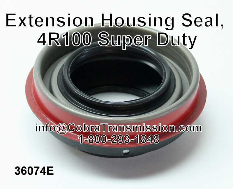 Extension Housing Seal, 4R100 Super Duty Order this Seal