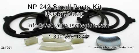 NP 242, Small Parts Kit Dodge, Jeep
