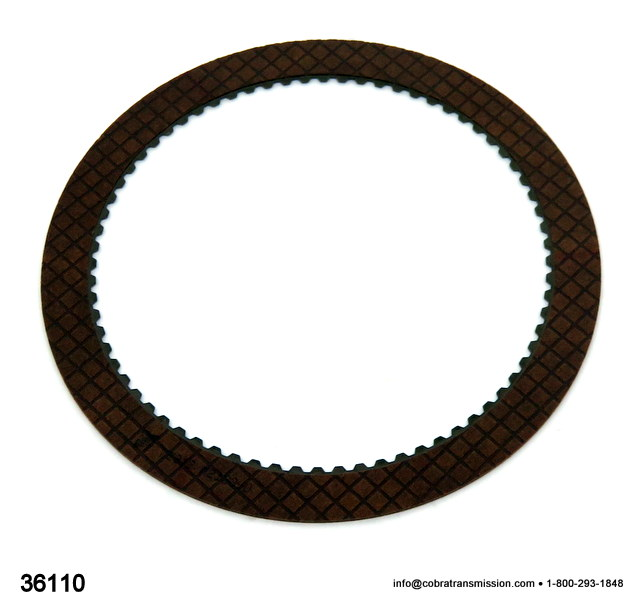 5R110W Low/Reverse Friction Plate