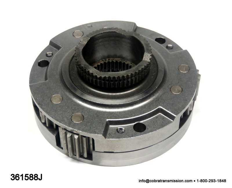 NP242J Differential Carrier