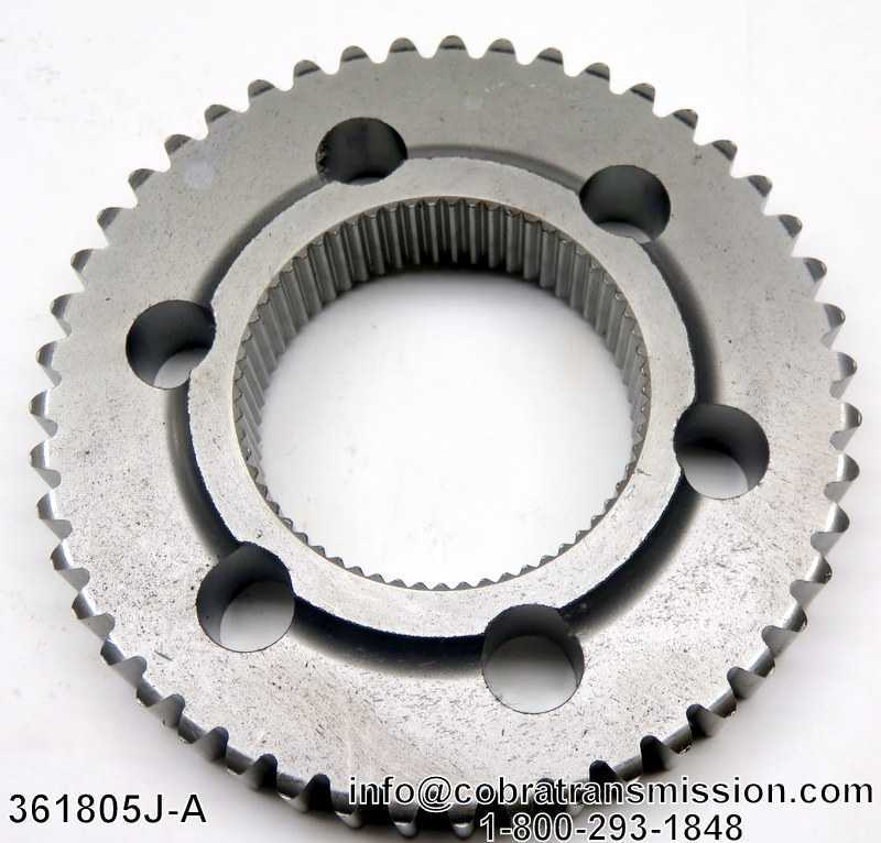 NP242J Drive Sprocket (48 External teeth, 60 Internal spiines)