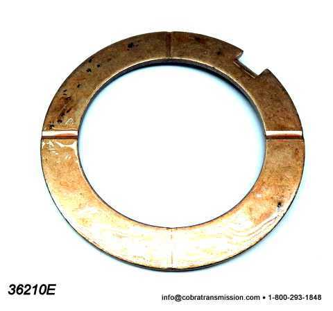 C6 Stator Support Thrust Washer