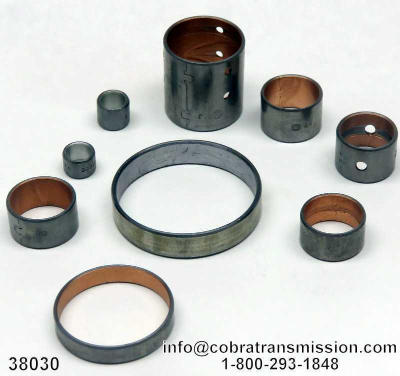 Bushing Kit, Mazda F4A-EL