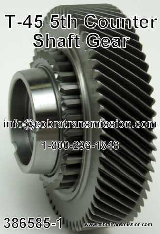T-45, 5th Gear Counter Shaft