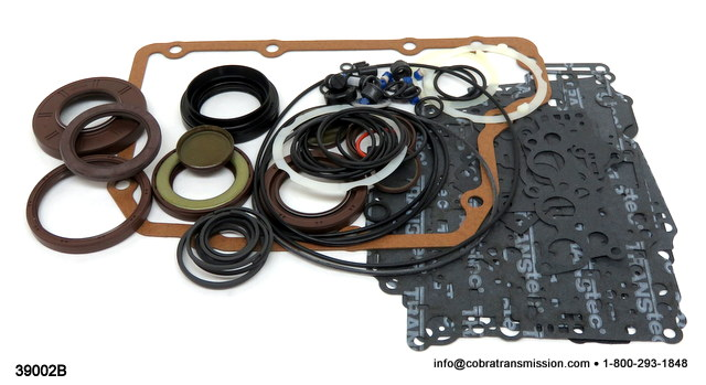 Overhaul Kits (w/ Rings & Seals), TF-80SC (Volvo) (06-Up)
