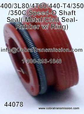 4T60 (440-T4) Speed-O Seal with Spring