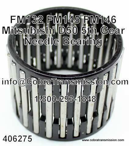 Mitsubishi D50, 5th Gear Needle Bearing