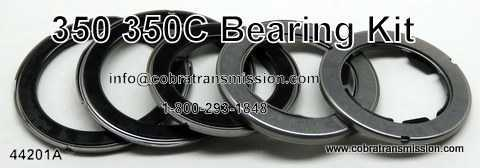 Bearing Kit, 350, 350C (3 Speed)