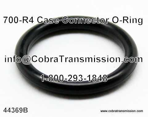 700-R4,O-Ring - Case Connector