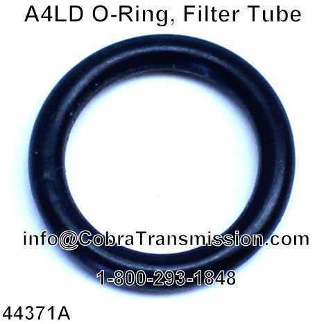A4LD O-Ring, Filter Tube