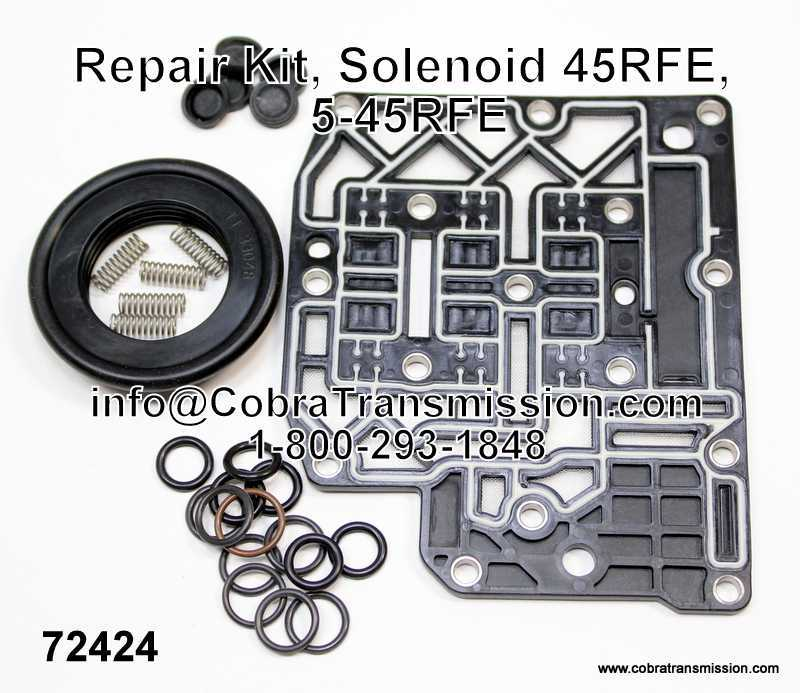 Repair Kit, Solenoid 45RFE, 5-45RFE