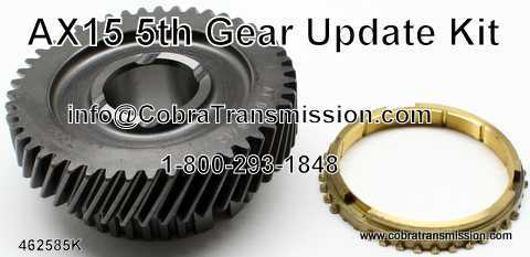 AX15 5th Gear Update Kit