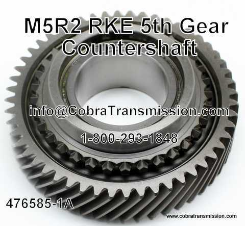 M5R2, RKE, 5th Gear Counter Shaft