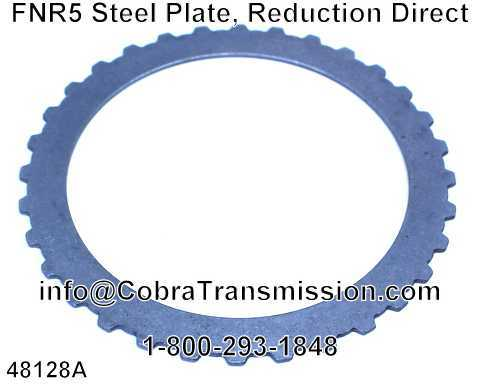 FNR5 Steel Plate, Reduction Direct