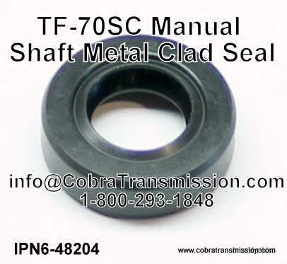 Manual Shaft Metal Clad Seal K310