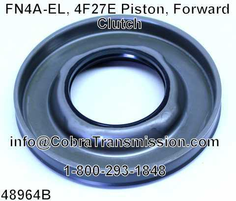 FN4A-EL, 4F27E Piston, Forward Clutch