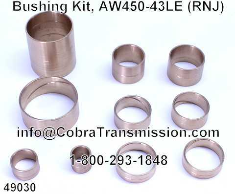 Bushing Kit, AW450-43LE (RNJ)