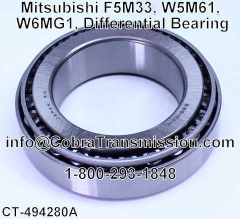 Mitsubishi F5M33, W5M61, W6MG1, Differential Bearing