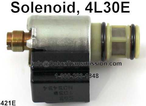 4L30E 1 2 3 4 Shift Dealer Brand Solenoid solenoid, sensor , cobra transmission 4l30e wire harness at cos-gaming.co