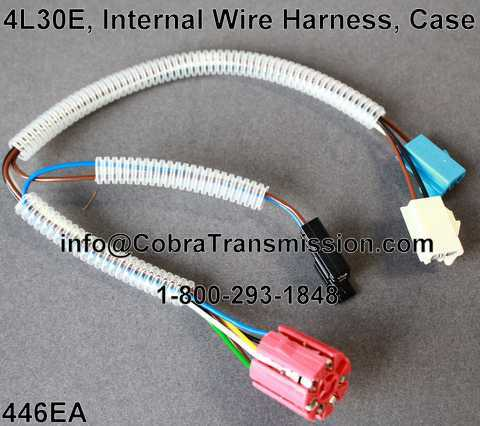 4L30E Internal Wire Harness case 4l30e, internal wire harness, case [d24446ea] $99 99 , cobra Wire Harness Assembly at nearapp.co