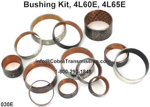 Bushing Kit, 4L60E, 4L65E