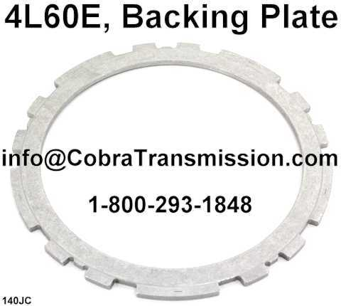 Low// Reverse Clutch 2.25mm AC Delco 24205270 Transmission Spacer Plate