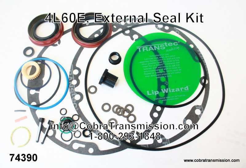 4L60E, External Seal Kit