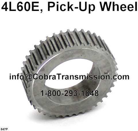 4L60E, Pick-Up Wheel