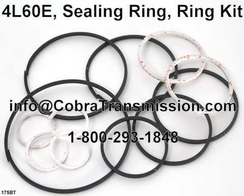 4L60E, Sealing Ring, Ring Kit