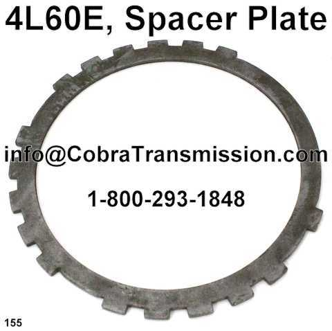 4L60E, Spacer Plate