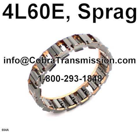 4L60E, Roller Clutch, Low/ Reverse (Wide)