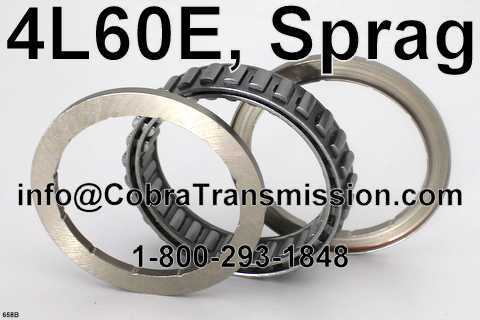 4L60E Sprag Assembly, Forward Clutch (28/29 Element Dual Cage)